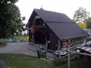 Kuhinja小屋